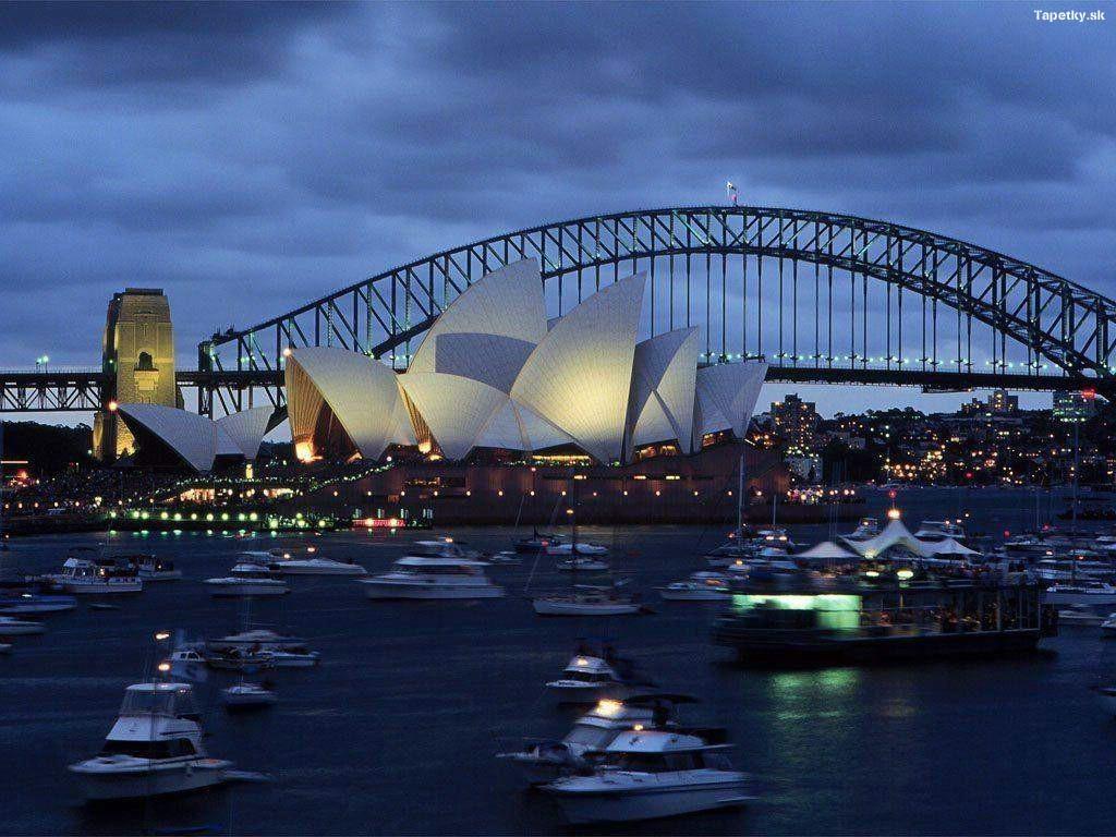 Popis sydney austrália tapeta na plochu pozadie wallpaper